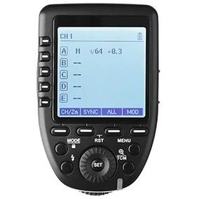Radio Flash Ttl Godox Xpro-c (commander)
