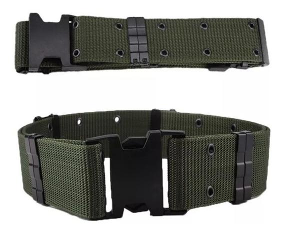 Cintur/ón T/áctico de Ajustable Nylon Militar Airsoft Correa Kit para Guardia Civil Polic/ía y Seguridad