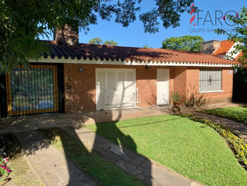 Casa En Punta Del Este, Alquiler Anual-ref:37405