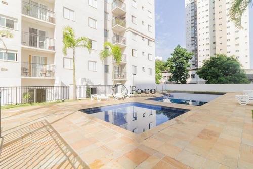 Apartamento À Venda, 65 M² Por R$ 380.000,00 - Vila Augusta - Guarulhos/sp - Ap1055