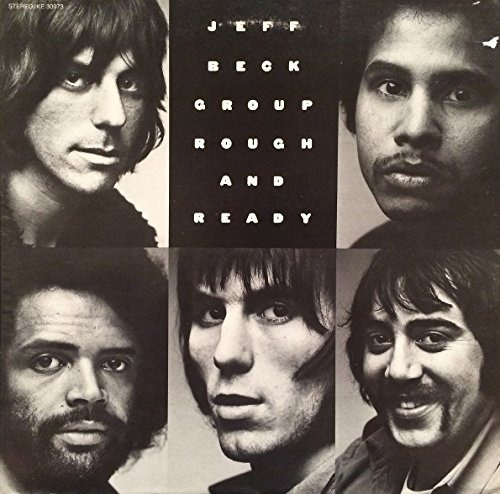Cd : Jeff Beck - Rough & Ready (holland - Import)