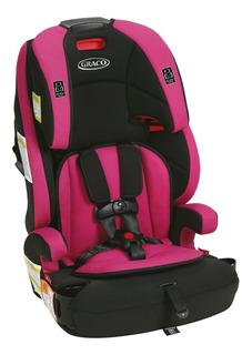 Graco Wayz 3 En 1 Auto Asiento Infantil Rosa Envio Inmediato