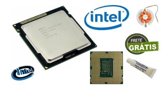 Pentium Dual Core G840 Socket 1155 3.8 Ghz Pasta Cooler Novo