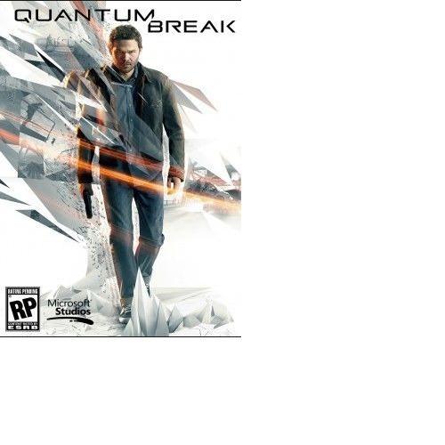 Quantum Break-pc-dvd(midia Fisica)
