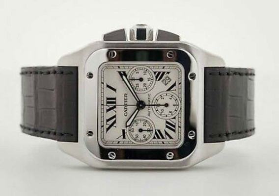 Cartier Santos 100 Xl Crono
