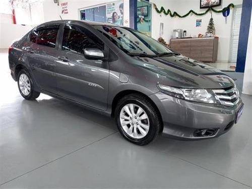 Honda City  Lx 1.5 16v (flex) Flex Automático