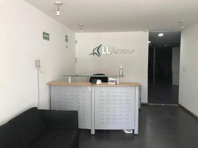 Edificio De Oficinas En Renta, En Colonia Polanco
