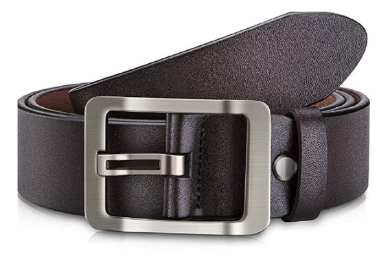 Cinto Cinturon De Hombre Cuero Tcweb