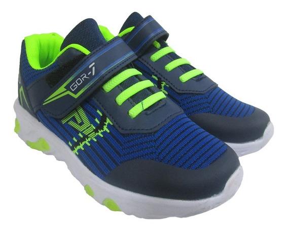 Zapato Con Luces Para Niños Gor-7