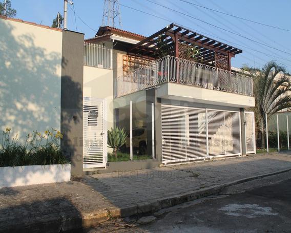 Casa No Parque Continental De 550m² De Área Construída - Ca04230 - 33592595