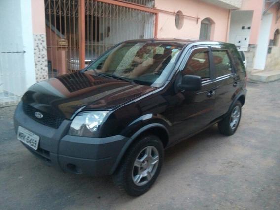 Ford Ecosport 1.6 Xl Flex 5p 2007