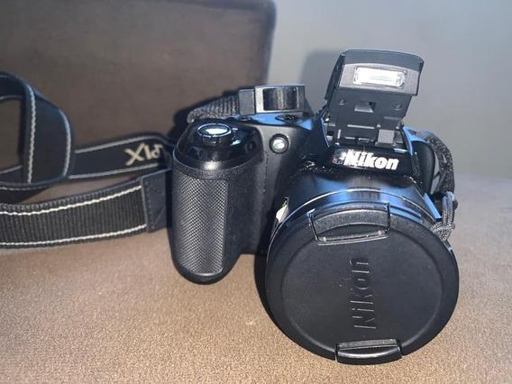 Câmera Semiprofissional Nikon L810
