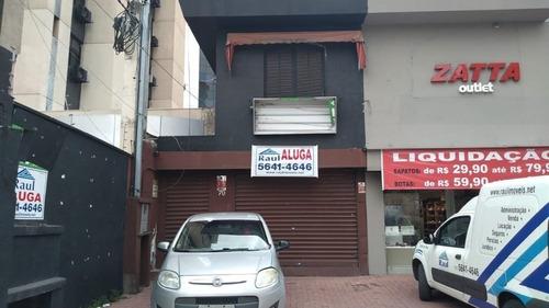 Imagem 1 de 12 de Locação Salão - Chácara Santo Antônio, São Paulo-sp - Rr1754
