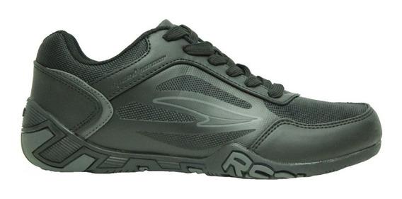 Zapatos Deportivos Juveniles Rs Grade 2.0 Negro