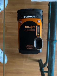 Cámara Digital Olympus Tg-860 Naranja