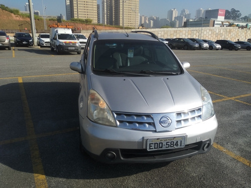 Nissan Livina 2011 1.8 Sl Flex Aut. 5p
