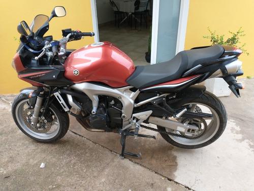 Yamaha Fazer 600cc S2