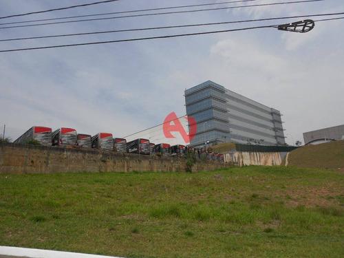 Área Comercial Para Venda E Locação, Tamboré Polo Empresarial, Santana De Parnaíba. - Ar0063