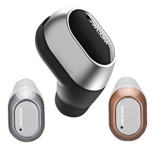Mini Fone De Ouvido Bluetooth Sem Fio 4 Horas De Musicas