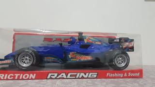 Carrinho De Fricção Racing 1:18 Scale Car