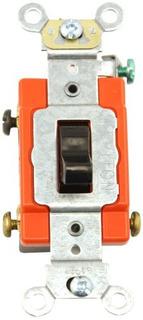 Leviton 1223-2e 20-amp, 120/277-volt, Toggle 3-way Ac Quiet