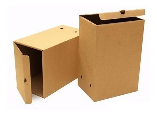 Cajas X200 Para Archivo Paquete X 20 Unidades, Con Planilla