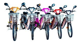 Bicicleta Elétrica ( Frete Grátis Pra Rio Grande Do Sul )
