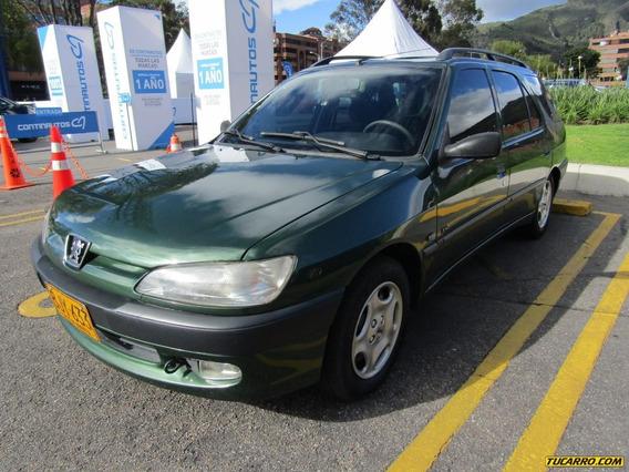 Peugeot 306 Xr Sw A.a