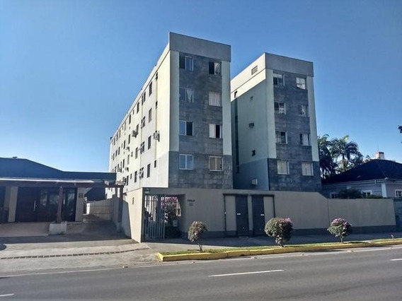 Apartamento No América Com 3 Quartos Para Locação, 58 M² - 6677
