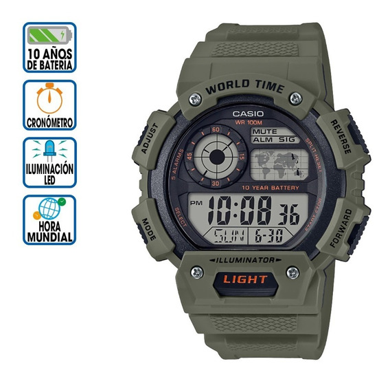 Reloj Casio Core Ae-1400wh-3