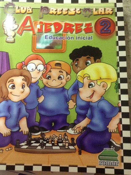 Club Preescolar Ajedrez 1, 2 Y 3