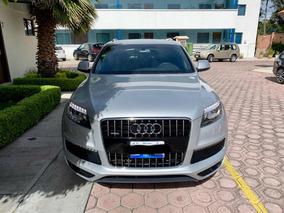 Audi Q7 3.0 T S Line Tipt Quattro 333hp At 2014