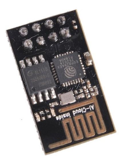 Módulo Wifi Esp8266 Esp-01 Para Arduino Inalambrico