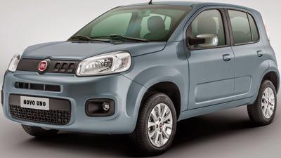 Fiat Uno 1.0 Attractive Flex Okm A Pronta Entrega