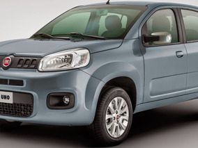 Fiat Uno 1.0 Attract 4p Okm R$ 39.499,99