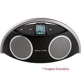 Caixa Som Portátil Harman Kardon Go + Play Ii Dock iPhone