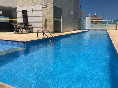 Murano Imobiliária Aluga Apartamento De 3 Quartos Na Praia Da Costa, Vila Velha - Es. - 2782