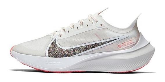 Zapatillas Nike Zoom Gravity Damas Running Nuevas Bq3203-101