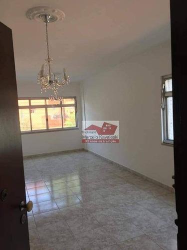 Apartamento Com 3 Dormitórios À Venda, 153 M² Por R$ 650.000,00 - Aclimação - São Paulo/sp - Ap9368