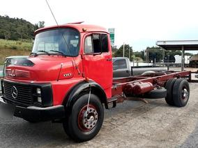Mb 1313 Caminhão Toco Ano 1983
