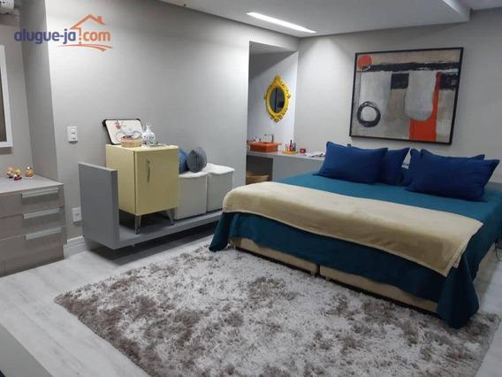 Vendo Flat Duplex No Jardim Aquárius - Ad0052