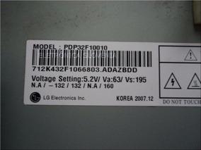 Tela Display Plasma Lg 32pc5rv