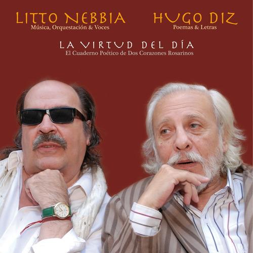 Litto Nebbia Y Hugo Diz - La Virtud Del Día - Cd