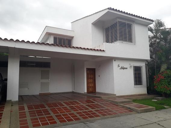 Townhouse En Venta Res. Los Girasoles, Trigal Norte Atth-49