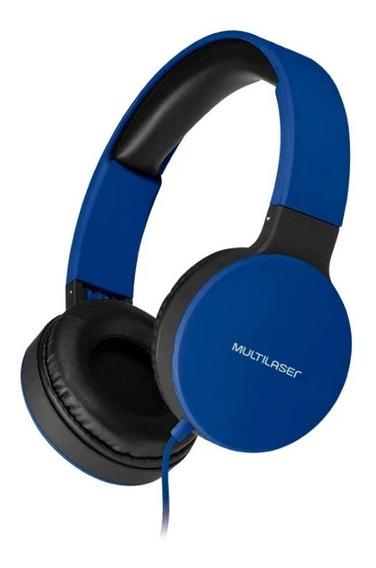 Headphone Dobrável New Fun P2 Multilaser