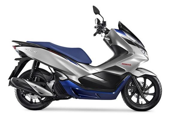 Honda Pcx 150 Sport Abs - Prata-metálico 0km Sem Entrada
