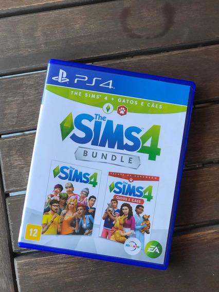 The Sims 4 - Ps4 (novo!)