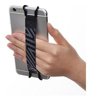Tfy Hand Strap Holder Para iPhone, Samsung - Otros Teléfonos