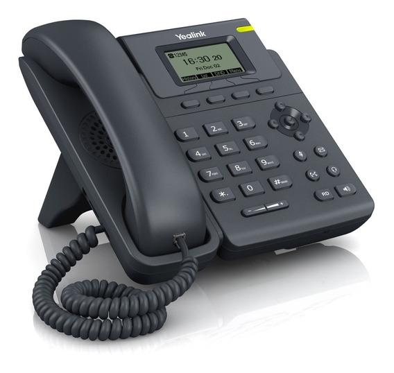 Telefono Ip Yealink T19 - Incluye Fuente - No Poe