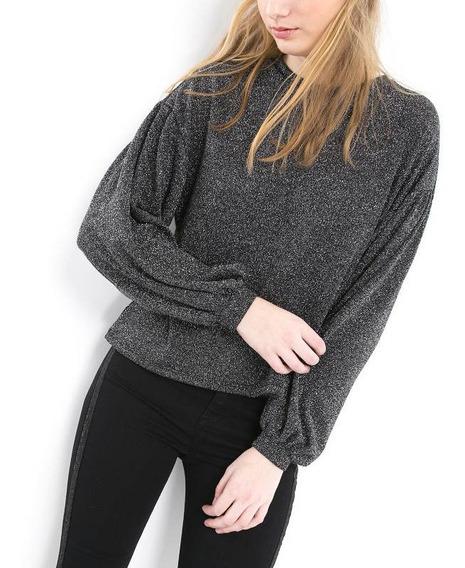 Sweater Brillos Basement - Nuevo - Hermoso!